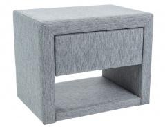 Nočný stolík Azurro - šedá