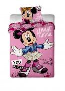 Detské obliečky Disney- Minnie cool