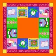 Detský hrací koberec