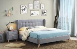 Posteľ Lorien 180x200 cm - šedá