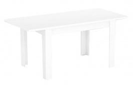 Jedálenský stôl s rozkladaním REA Table 2 - biela