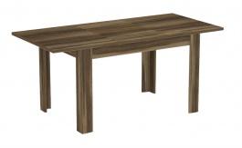 Jedálenský stôl s rozkladaním REA Table 2 - orech rockpile