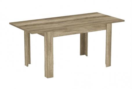 Jedálenský stôl s rozkladaním REA Table 2 - dub canyon
