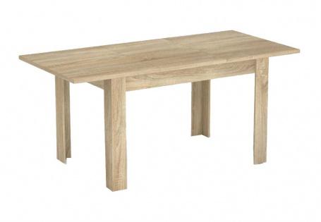 Jedálenský stôl s rozkladaním REA Table 2 - dub bardolino