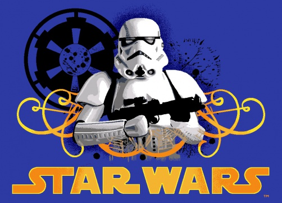 Detský koberec STAR WARS 3