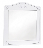 Zrkadlo ku komode Betty - biela