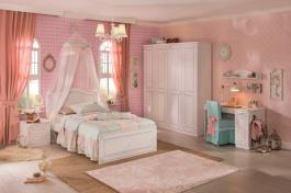 Študentská izba Betty - biela