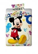 Detské obliečky Disney Mickey Color