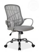 Kancelárske kreslo DEXTER - šedá