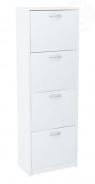 Botník VIVA 4K - biela