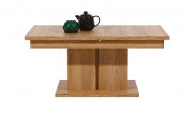Rozkladací konferenčný stôl Sandy - dub granson