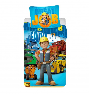 Detské obliečky Bob staviteľ