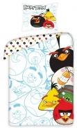 Detské obliečky Angry Birds - Partia