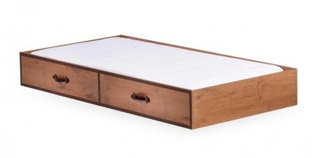 Zásuvka k posteli Jack 90x190cm - dub lancelot
