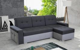 Rozkladacia rohová sedačka LAGOS Soro 100/90