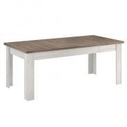 Jedálenský stôl 180cm NERITA TYP 15 - dub northland/dub sonoma trufel