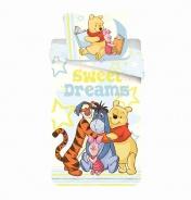 Detské obliečky Medvedík Pú - Sweet Dreams