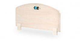 Zábrana na detskú posteľ Lilian - breza