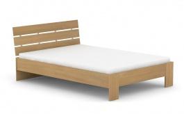 Moderná posteľ REA Nasťa 140x200cm - buk