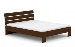 Manželská posteľ REA Nasťa 160x200cm - wenge