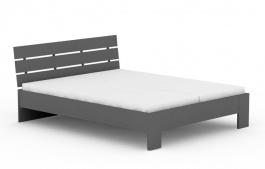 Manželská posteľ REA Nasťa 160x200cm - graphite