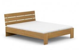 Manželská posteľ REA Nasťa 160x200cm - buk