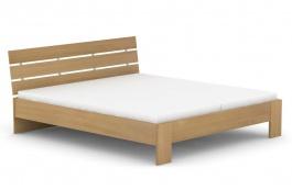 Manželská posteľ REA Nasťa 180x200cm - buk