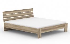 Manželská posteľ REA Nasťa 180x200cm - dub canyon