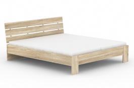 Manželská posteľ REA Nasťa 180x200cm - dub bardolino