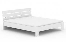Manželská posteľ REA Nasťa 180x200cm - biela