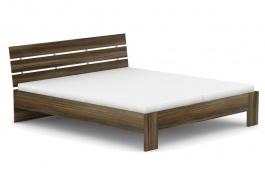 Manželská posteľ REA Nasťa 180x200cm - orech