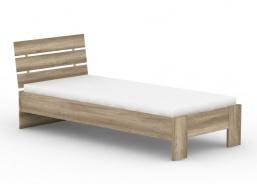 Detská posteľ REA Nasťa 90x200cm - dub canyon