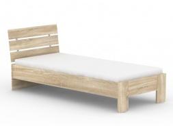 Detská posteľ REA Nasťa 90x200cm - dub bardolino