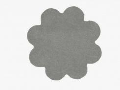 Koberec Elite Shaggy - svetlo šedá - kvietok