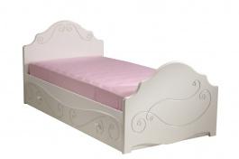 Detská posteľ Alice II s prístelkou