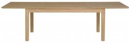 Jedálenský stôl s rozkladaním Klassa - dub natural