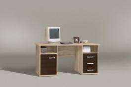 Písací stôl Net 106 / MT950 - dub sonoma / dub denver