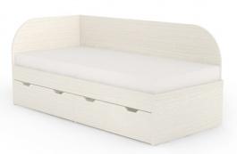 Detská posteľ s úložným priestorom REA Gary 90x200cm - navarra