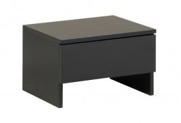 Nočný stolík Black