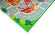 Detský hrací koberec Mesto s pristavom