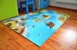 Detský hrací koberec Piráti - bitka