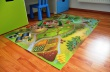 Detský koberec Farma 3D - 100x150cm