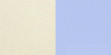 krémová/modrá