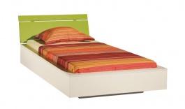 Posteľ Relax 22 - výber farieb