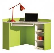 Písací stôl rohový Relax 17 - výber farieb