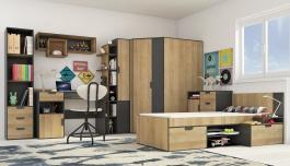 Detská izba Nina II - dub rivero