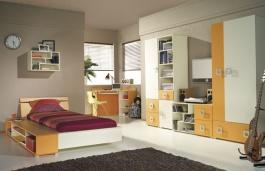 Detská izba Relax A - výber farieb