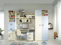 Detská izba Relax B - výber farieb