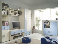 Detská izba Relax C - výber farieb