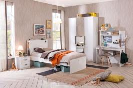Detská izba Pure - biela